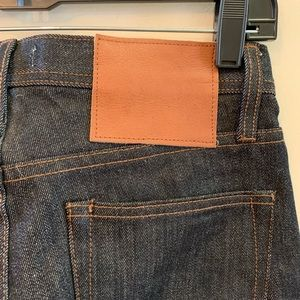 the unbranded brand Jeans - Unbranded UB101 Skinny Fit Raw Selvedge Jeans NWOT